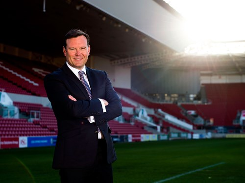 Bristol Sport TV - Featuring Mark Ashton
