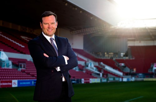 Bristol City Appoint Mark Ashton As Chief Operating Officer