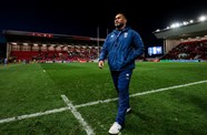 Video: Lam hails Ashton Gate faithful