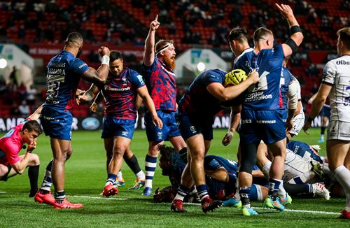 Report: Bristol Bears 39-7 Gloucester Rugby