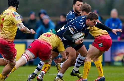 REPORT: Scarlets Premiership Select 16-17 Bristol Rugby