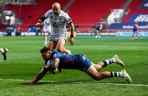 Malins and Piutau shortlisted for Try of the Week