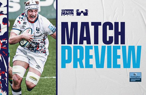 Match preview: Sale Sharks (a) - Gallagher Premiership