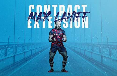 Max Lahiff extends Bears contract