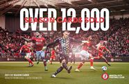 Over 12,000 Season Cards sold