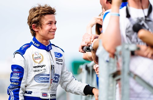 Lando Norris Starts The Year With A Win
