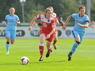 Brown, Reid And Pinto Sign New Deals With BCWFC