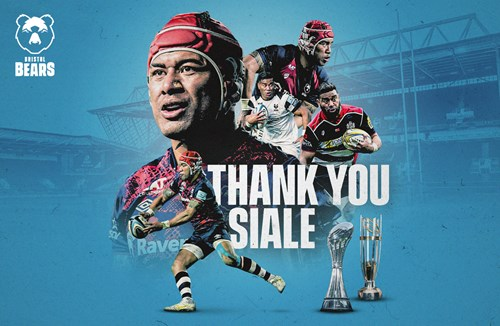 'Inspirational' Siale Piutau to depart at end of the season
