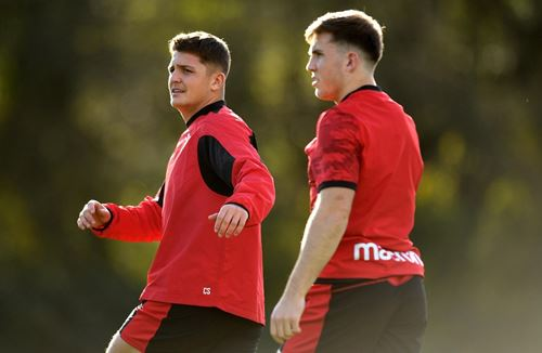 Sheedy and Lloyd named in Wales squad for summer tests