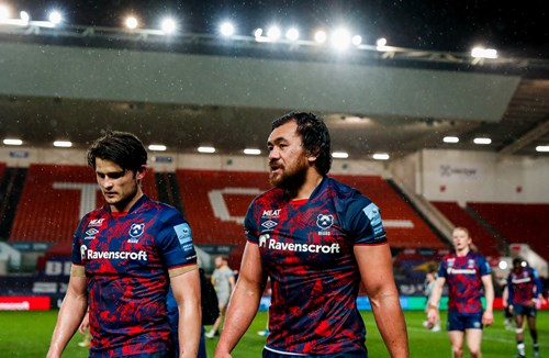 Luatua and O'Conor shortlisted for Gallagher Premiership Player of the Season