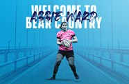 Ward arrives in the West Country