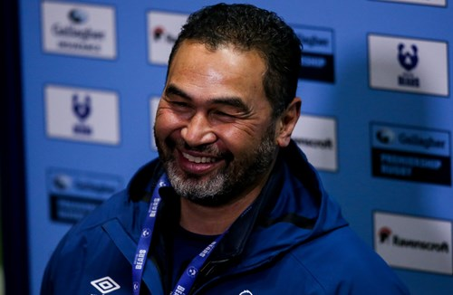 Pat Lam on shortlist for Global Reach Director of Rugby of the Season award