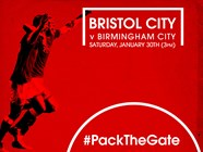 Sold Out: Bristol City v Birmingham City