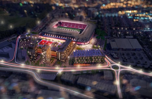 Planning Application Submitted For Sporting Quarter