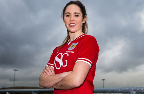 Ellie Wilson Joins Bristol City Women