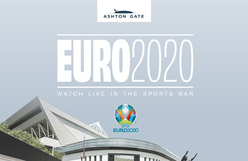 Watch England's Euro 2020 knockout clash in Sports Bar