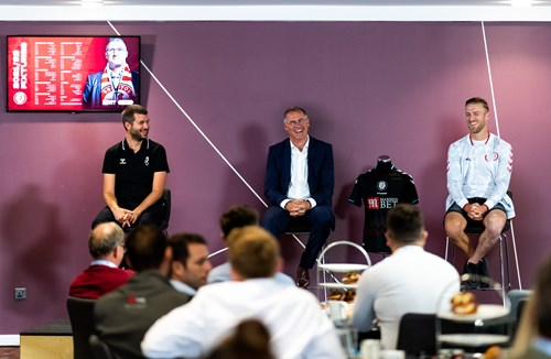 Robins TV hosts fixture release day Q&A