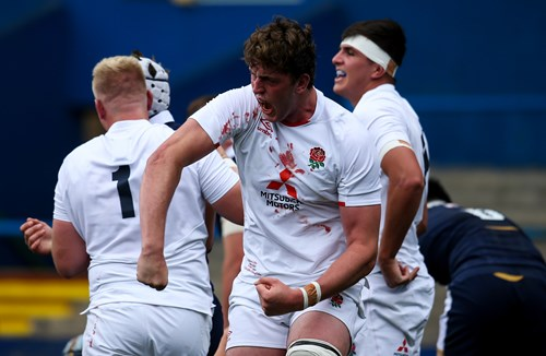 Groves and Bates to face Ireland in U20 Six Nations