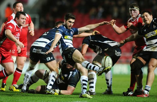 REPORT: Bristol Rugby 47-13 Ulster 'A'
