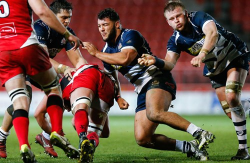 GALLERY: Bristol Rugby vs Ulster 'A'