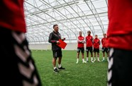 'We're in good shape' – Rennie reflects on day one