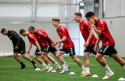 📸 Gallery: Back to work for the start of pre-season