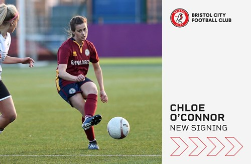 ✍️ O'Connor signs for City Women