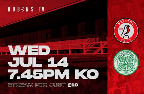 Star guest line-up for Celtic on Robins TV