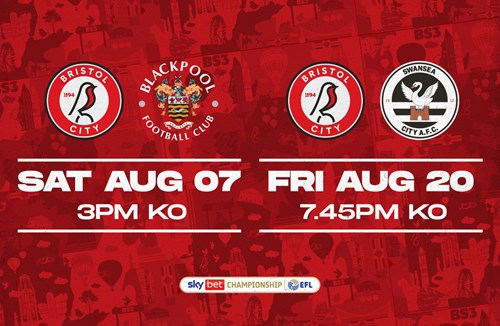 Match tickets: Blackpool and Swansea City go on general sale