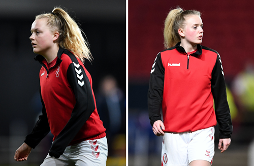 ✍️ City Women duo sign first professional deals