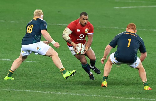 Sinckler's Lions suffer defeat to South Africa 'A'