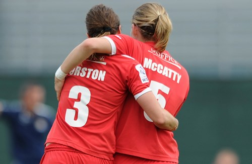 Grace McCatty Extends Vixens Stay