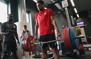 Interview: The importance of gym work