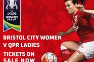 Tickets Now On Sale For Women's FA Cup Game