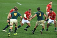 Sinckler's Lions storm to first Test victory