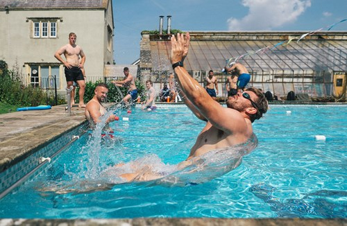 Gallery: pool recovery at The Downs School