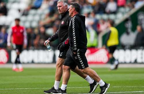 Interview: 'We've embraced the pre-season challenge'