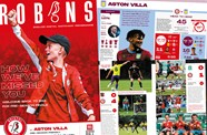 The Robins Matchday Programme is back