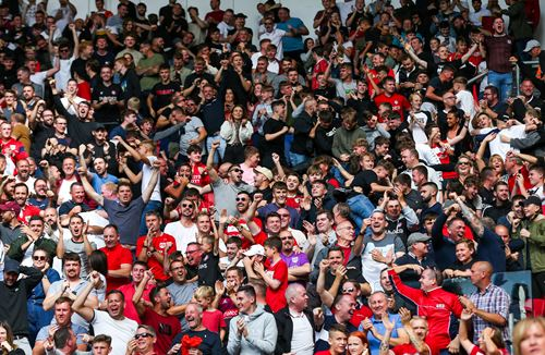 All tickets snapped up for fans' forum