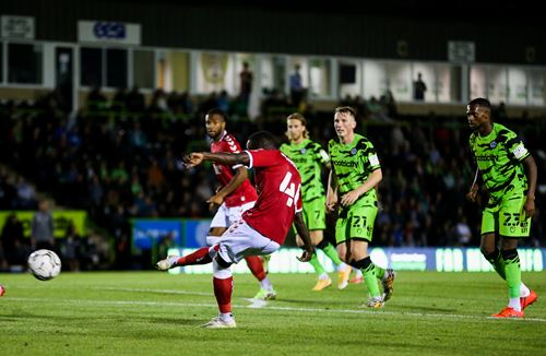 📝 Report: Forest Green Rovers *2-2 Bristol City (*6-5 pens)
