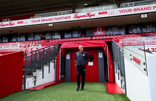 Interview: Pearson dissects defeat at Boro