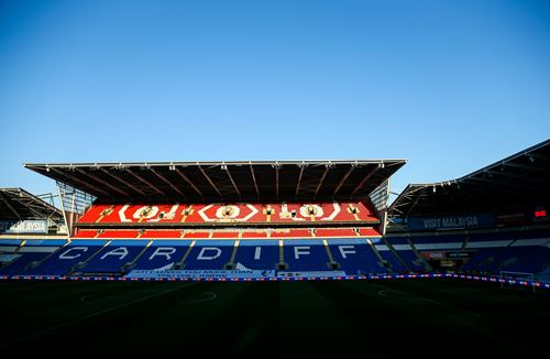 Important information for Cardiff away