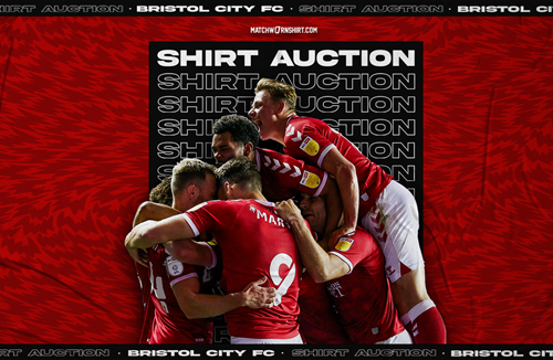 The Severnside derby is upon us and you can own a piece of it!