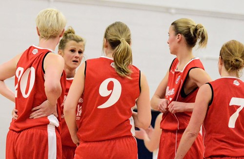 Report: Bristol Flyers Women 45-43 Oxford City