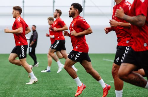 Gallery: City complete physical testing