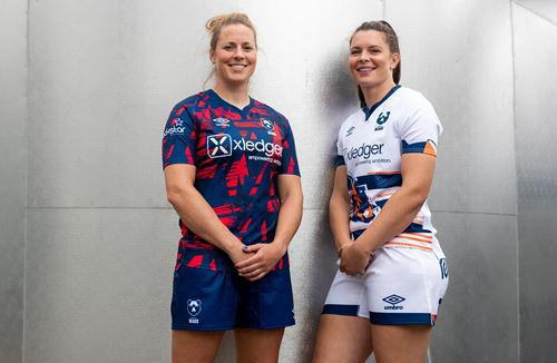 Reed and Ward named as co-captains