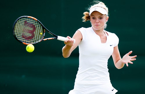 Swan Set For First Wimbledon Appearance