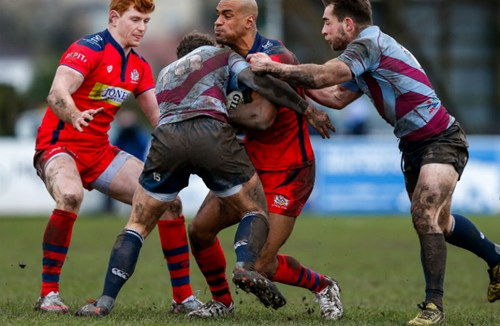 REPORT: Rotherham Titans 17-36 Bristol Rugby