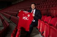 Competition: Win A Bristol City Shirt Signed By Lee Johnson