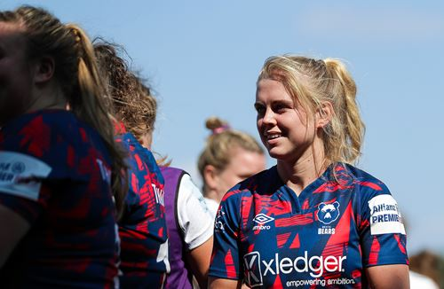 Crompton and Joyce selected to represent GB Sevens